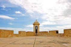 Castillo San Carlos De La Barra,edo Zulia,Venezuela.