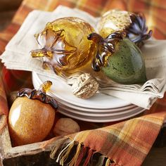Glass Acorns | Pier 1 Imports