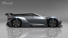 Ideas for my new street rod (More at pinterest.com/gary5mith/ideas-for-my-new-street-rod/)  Subaru Viziv GT Vision Gran Turismo