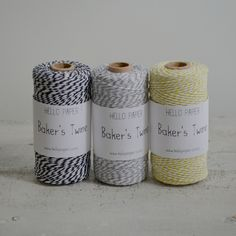 Image of Baker's Twine