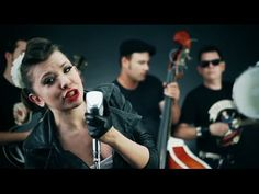 Tom Stormy Trio feat. Rhythm Sophie - Rockabilly Rhythm (Official video) - YouTube