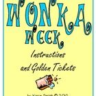 Squirrely kidlets?  Me too!  I'm bringing back Wonka Week this year after a long hiatus.Let's do it together!Buy: a bag or two of small wra...