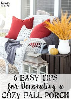 6 Tips for Decoratin