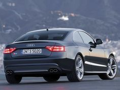 Audi A5.  Most pics online don't do this car justice.  This is the best I could find.