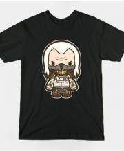 Immortal Joe t shirt Mad Max Fury Road t shirt cotton -
