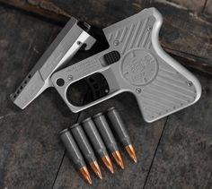 Heizer 7.62x39 Handgun