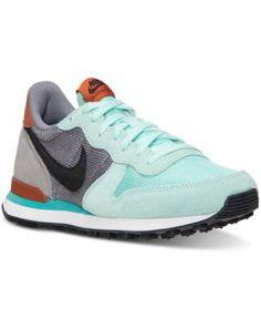 Nike Women's Internationalist Casual Sneakers from Finish Line