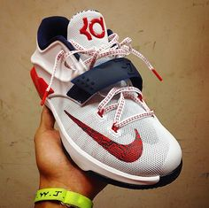 the best attitude 4001a f8326 New Leaked Images of Kevin Durant s Next Sneaker (KD VII