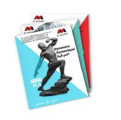 """Check out this @Behance project: """"AL MAGNET - Magazine"""" https://www.behance.net/gallery/45422177/AL-MAGNET-Magazine"""