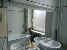Light & mirror No Way Out, Mirror With Lights, Bathtub, Bathroom, Standing Bath, Washroom, Bathtubs, Bath Tube, Full Bath