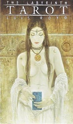 Fans of internationally renowned illustrator Luis Royo, as well as tarot…