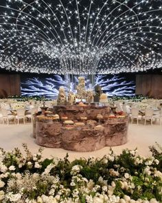 "LEBANESE WEDDINGS on Instagram: ""On Saturdays, we eat CAKE 🍰 ! For this wedding, the couple had a gorgeous sweets table in the middle of their wedding reception for the…"" Wedding Themes, Wedding Decorations, Table Decorations, Lebanese Wedding, Wedding Videos, Wedding Moments, Videography, Eat Cake, Special Day"