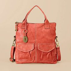 Love this!!  Fossil makes the best bags!