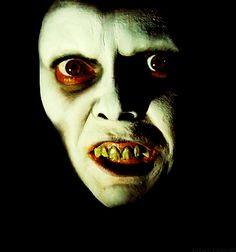 subliminal image from The Exorcist. Aaaaaaahhhh! Creepy-ass Bazuzu! Freaks me out every time.