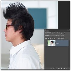 Adobe Photoshop: How to Add Color to a White Object.