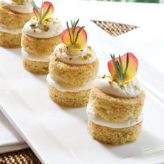 Tea Time Magazines - Great recipes for Savories, Spreads, Scones, Sweets and Sips (Lavender-Honey Carrot Cakes)