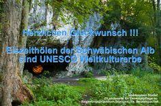 Am heutigen Sonntag (9.Juli.2017) hat das Welterbekomitee der UNESCO im Rahmen ihrer 41. Welterbekomiteesitzung (2.-12. Juli 2017) in Krakau die Eiszeithölen auf der Schwäbischen Alb in die UNESCO-…