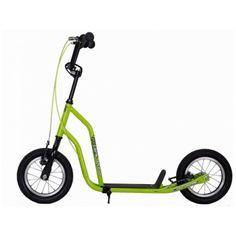 "koloběžka Calypso 15 12"" zelená neon Tricycle, Stationary, Gym Equipment, Neon, Bike, Bicycle, Neon Colors, Bicycles, Workout Equipment"