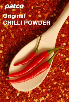 Rad Chili powder is a generally utilized flavor as a part of different soups, stews, and - obviously - chilis. It can additionally be utilized as a part of marinades or dry rubs for meats and fused into burgers. #Patco Rad #Chilipowder is really a decently sound flavoring, with noteworthy measures of numerous advantageous supplements.
