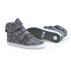 Straight Jacket Sneaker Plaid, $100, now featured on Fab.