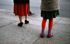Red Stockings. Herzog