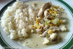 Cheeseburger Chowder, Oatmeal, Grains, Soup, Rice, Breakfast, The Oatmeal, Morning Coffee, Rolled Oats