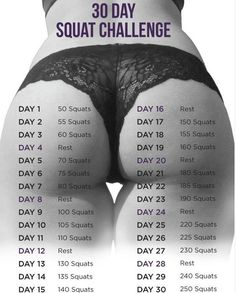 Yoga Fitness Flow - 30 day squat challenge-fitness equipment information - Get Your Sexiest Body Ever! …Without crunches, cardio, or ever setting foot in a gym! Fitness Workouts, Fitness Herausforderungen, At Home Workouts, Health Fitness, Butt Workouts, Song Workouts, Cheer Workouts, Morning Workouts, Fitness Shirts