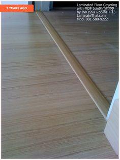 Laminate Flooring, Floating Floor