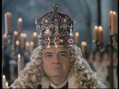 Dietrich Körner als August der Starke - Kurfürst von Sachsen und König von Polen