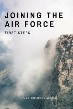 Joining the Air Force - First Steps #military #airforce