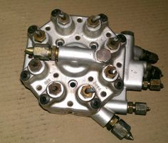 Mercedes Benz 380sl Fuel Distributor for Sale!