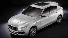 Maserati will offer the new Levante - its debut crossover - with three engines, ranging up to 430 horsepower and debuting at the 2016 Geneva Motor Show.
