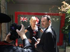 Speaking about Mini Cooper. Beverly Hills