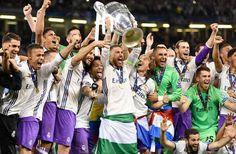 Así celebró el Real Madrid la Duodécima