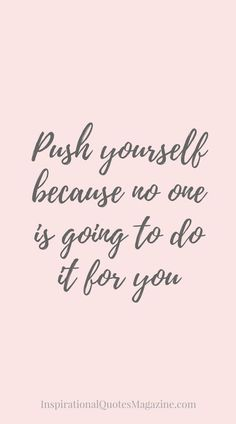 You will thank yourself two weeks, a month, a year from now. Push yourself, you can do this! #eatingdisorderrecovery
