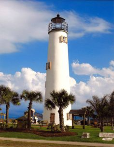 Florida's Cape St. George Lighthouse.