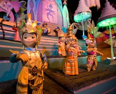 Five Things You Might Not Know About 'it's a small world' at Disney Parks