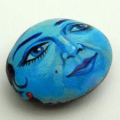 #pebble #stone #stoneart #illustration #kavicsfestés #mik #handmade #design #paint #art #gallery #instatalent #instaart