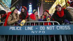 New York Happy New Year 2015