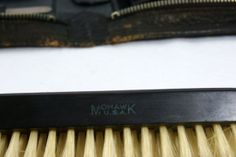 Vintage Mowhawk Mens Grooming Kit with by BreadnButterAntiques, $25.00