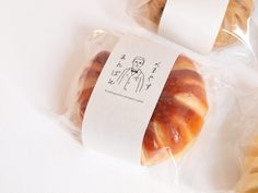 Discover recipes, home ideas, style inspiration and other ideas to try. Bread Packaging, Dessert Packaging, Bakery Packaging, Food Packaging Design, Japanese Bakery, Japanese Bread, Japanese Logo, Cake Logo Design, Menu Design
