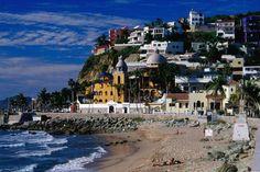 Playas Olas Altos, Old Town, #Mazatlan, #Mexico
