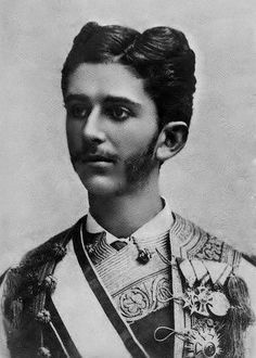 His Royal Highness Danilo, Crown Prince of Montenegro (1871-1939)