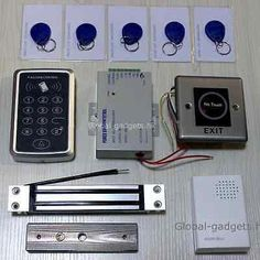 Security & Protection Access Control Kits Constructive 4 Door Rs485 Telecommunication Access Controller Board Rs485 Data Transfer Panel With Fingerprint+id Card Reader Wiegand Reader