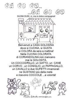 School Template, Italian Language, Homeschool, Classroom, Teacher, Alphabet, Learning Italian, Languages, School