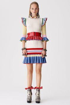 Alexander McQueen Resort 2017 Fashion Show http://www.vogue.com/fashion-shows/resort-2017/alexander-mcqueen/slideshow/collection#27