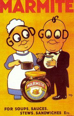 Marmite. 3-1 majority in the Ward household.