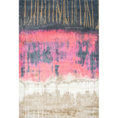 Found it at AllModern - Tabris Pink Area Rug