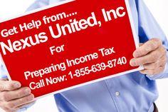 Get Help from Tax Consultants for Preparing #Income #Tax http://nexusunitedinc.blogspot.com/2014/11/Get-Help-from-Tax-Consultants-for-Preparing-Income-Tax.html