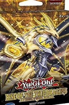 Yu-Gi-Oh! 449028 ``Rise of the True Dragons`` Structure Deck No description (Barcode EAN = 4012927449028). http://www.comparestoreprices.co.uk/latest2/yu-gi-oh!-449028-rise-of-the-true-dragons-structure-deck.asp